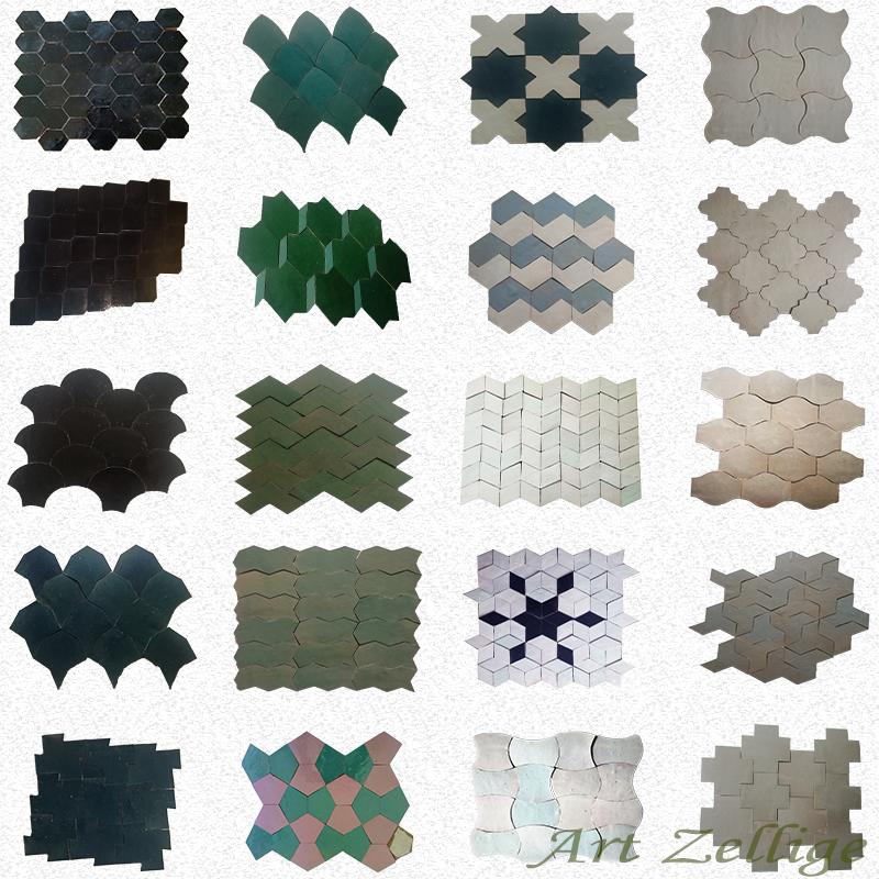 Mosaic Flexible Panel