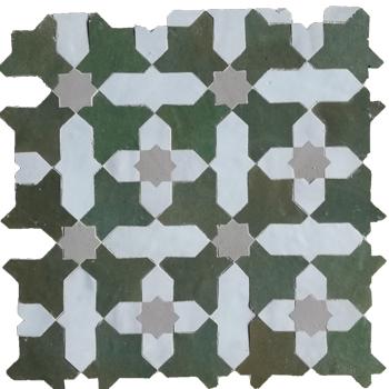 Mosaic tile Meknes