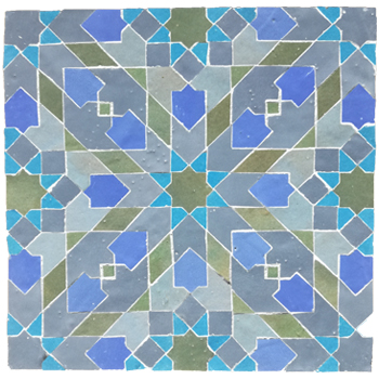 mosaic tile rabat